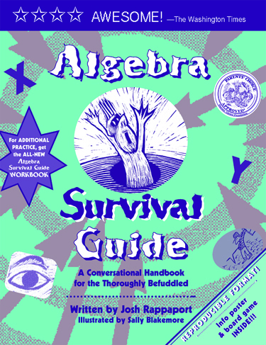 Algebra Survival Guide